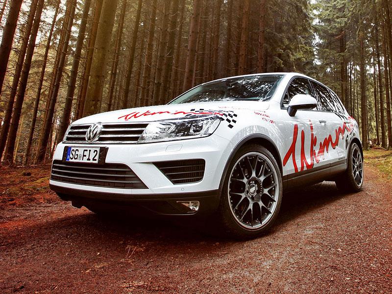 Volkswagen Touareg po lehkém ladění u Wimmer RS: - fotka 3