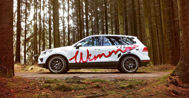 Volkswagen Touareg po lehkém ladění u Wimmer RS: - fotka 4