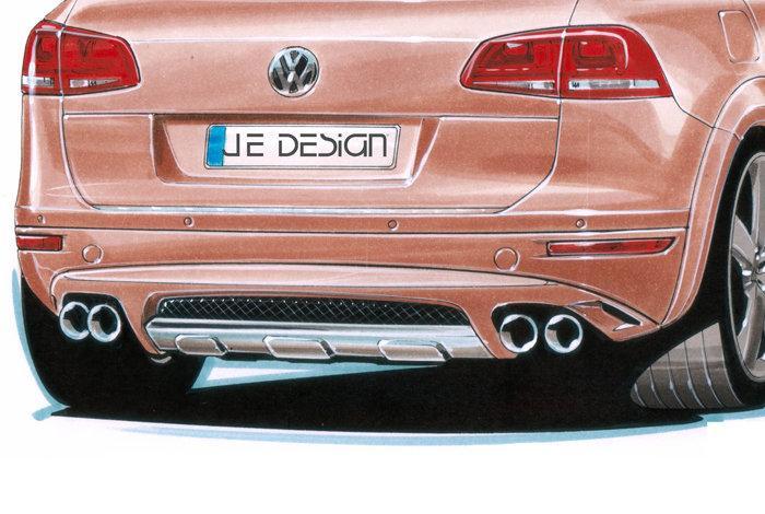 Volkswagen prý pracuje na Touaregu R... hybrid: - fotka 4