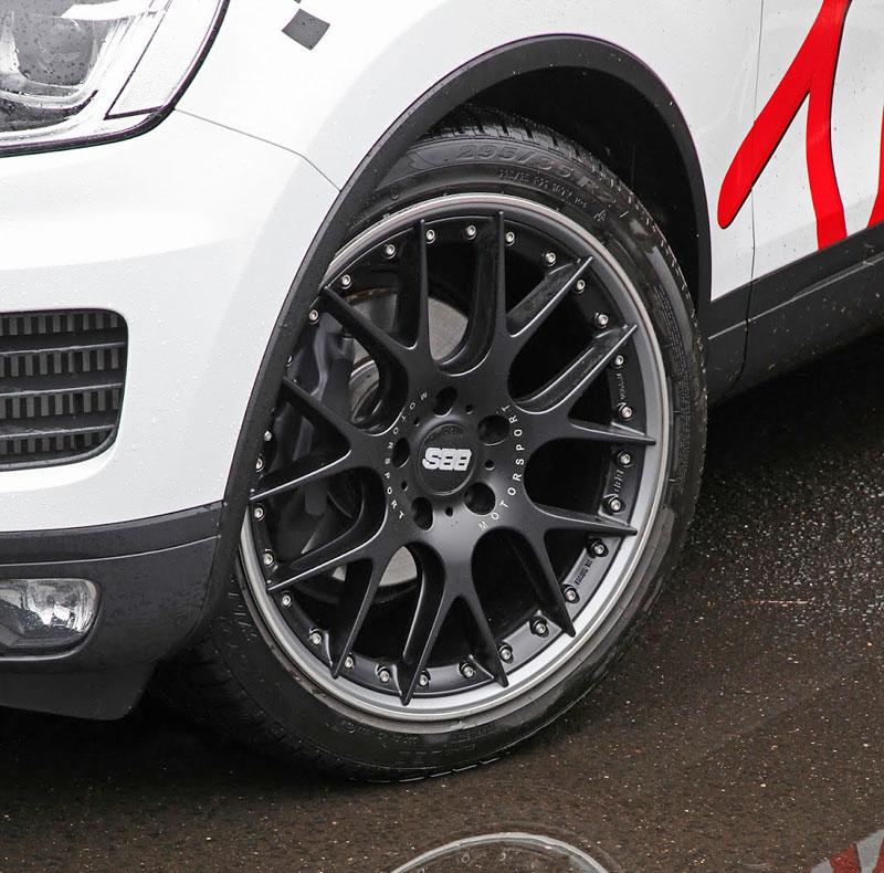 Volkswagen Touareg po lehkém ladění u Wimmer RS: - fotka 7