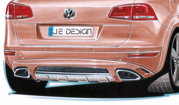 Volkswagen prý pracuje na Touaregu R... hybrid: - fotka 5