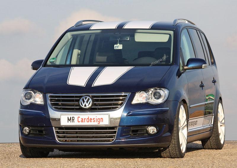 Volkswagen Touran 2.0 TDI: 223 koní od MR Car Design: - fotka 1