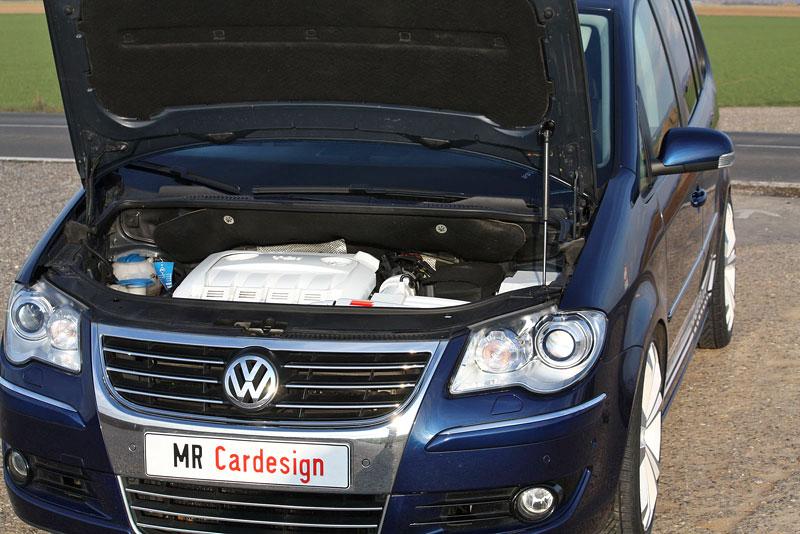 Volkswagen Touran 2.0 TDI: 223 koní od MR Car Design: - fotka 4
