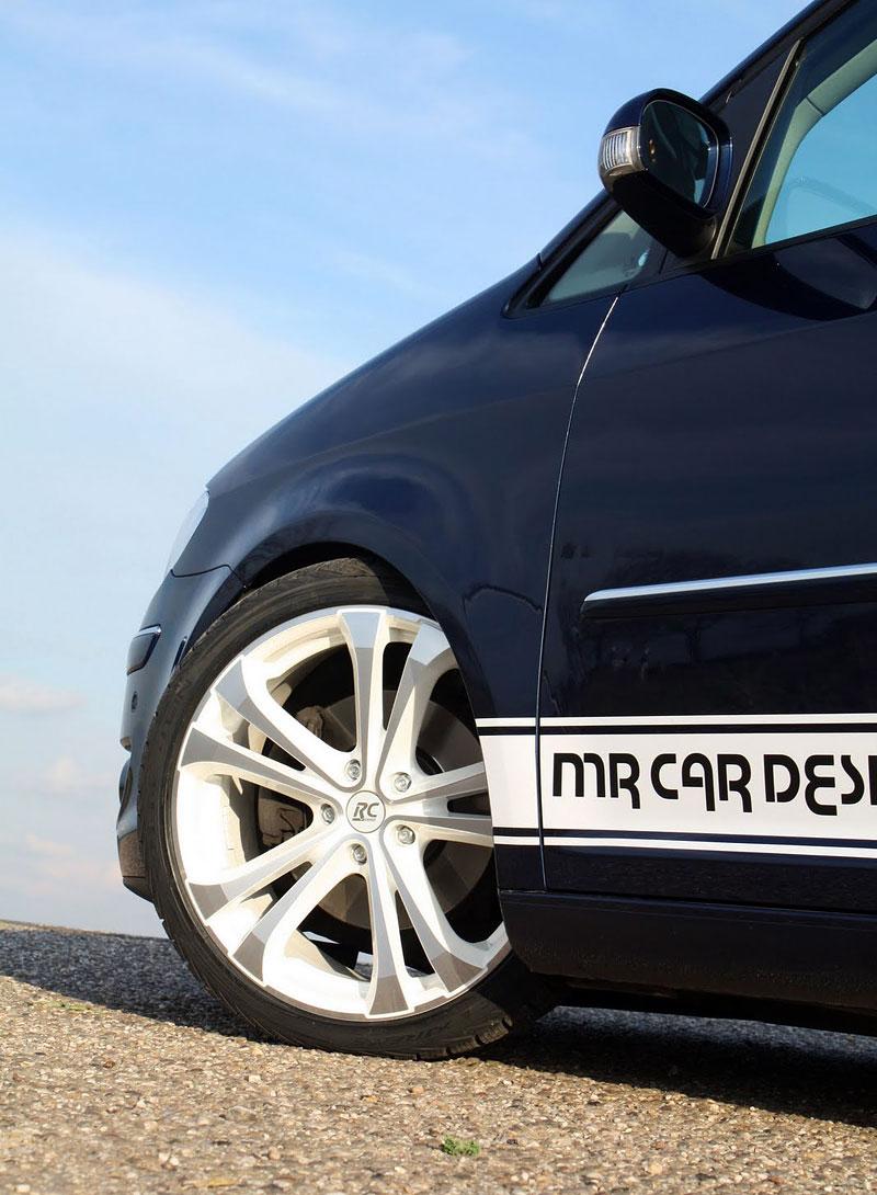 Volkswagen Touran 2.0 TDI: 223 koní od MR Car Design: - fotka 5