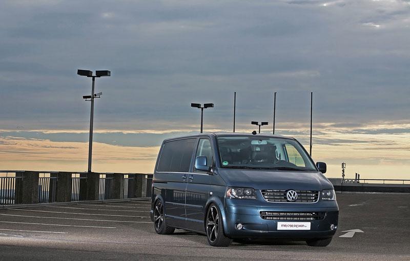 Volkswagen T5 po zásahu MR Car Design: - fotka 2