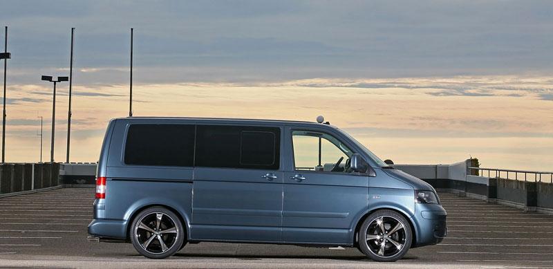 Volkswagen T5 po zásahu MR Car Design: - fotka 4