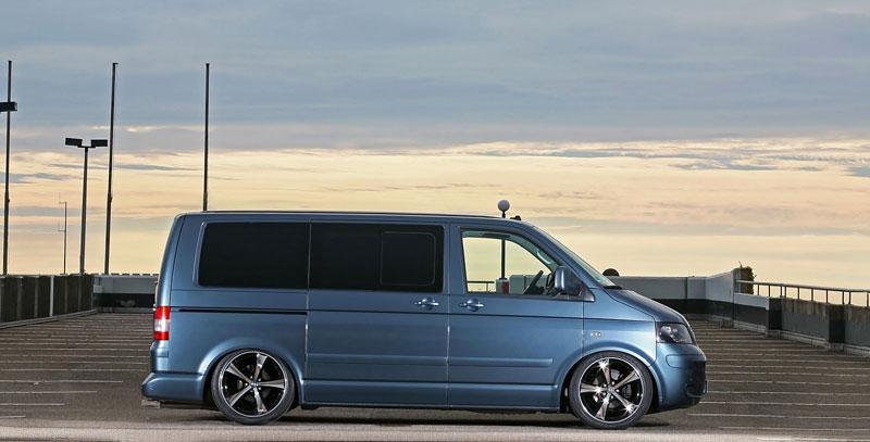 Volkswagen T5 po zásahu MR Car Design: - fotka 6