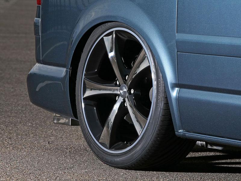 Volkswagen T5 po zásahu MR Car Design: - fotka 7