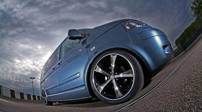 Volkswagen T5 po zásahu MR Car Design: - fotka 8