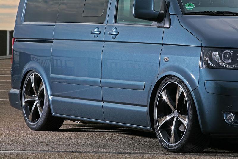 Volkswagen T5 po zásahu MR Car Design: - fotka 9