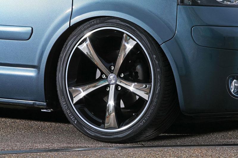 Volkswagen T5 po zásahu MR Car Design: - fotka 10