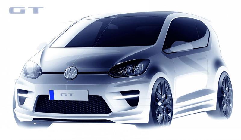 Volkswagen Up! Turbo: Beránek míří vzhůru, změní se ve vlka: - fotka 3