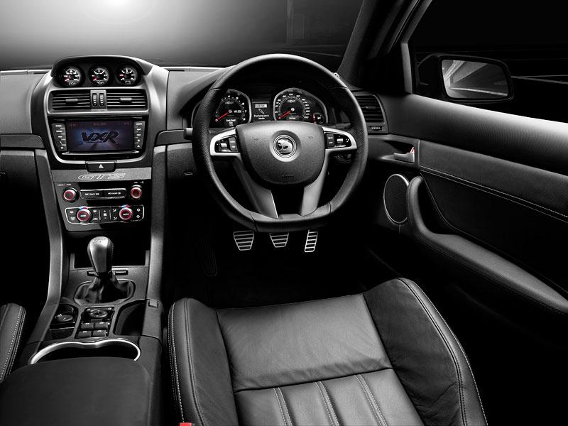 Vauxhall VXR8: Australské svaly opět na dohled evropským břehům: - fotka 1