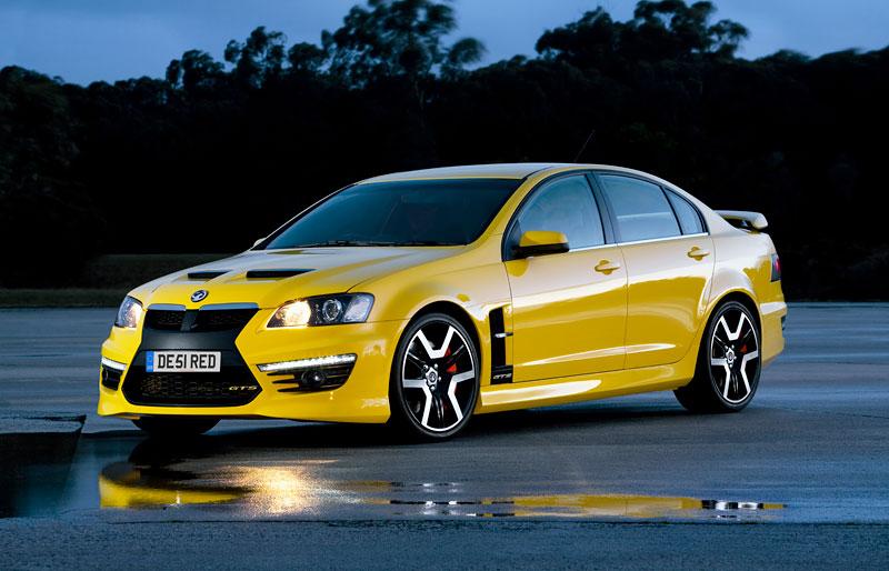 Vauxhall VXR8: Australské svaly opět na dohled evropským břehům: - fotka 4