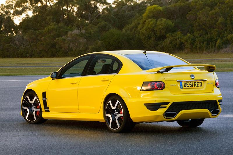 Vauxhall VXR8: Australské svaly opět na dohled evropským břehům: - fotka 6