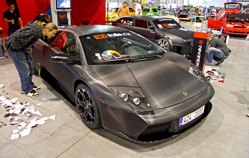 AZ pneu Tuning Salon 2010: Malé připomenutí velké akce: - fotka 11