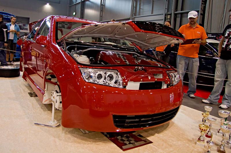 AZ pneu Tuning Salon 2010: Malé připomenutí velké akce: - fotka 18