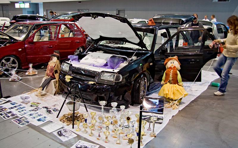 AZ pneu Tuning Salon 2010: Malé připomenutí velké akce: - fotka 24