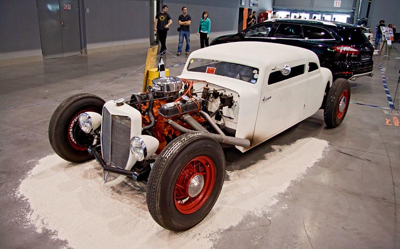 AZ pneu Tuning Salon 2010: Malé připomenutí velké akce: - fotka 26