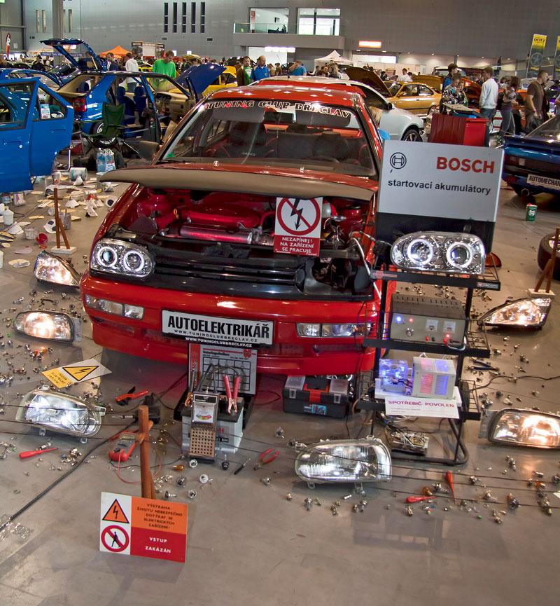 AZ pneu Tuning Salon 2010: Malé připomenutí velké akce: - fotka 49