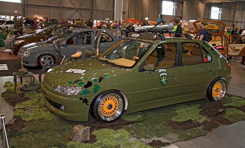 AZ pneu Tuning Salon 2010: Malé připomenutí velké akce: - fotka 55