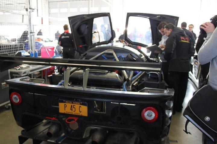 Ferrari P4/5 Competizione: první úspěšné testy na Nürburgringu: - fotka 6