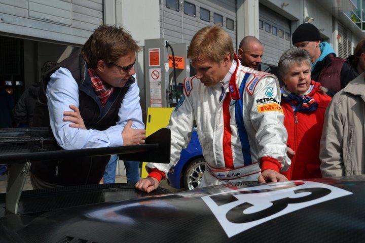 Ferrari P4/5 Competizione: první úspěšné testy na Nürburgringu: - fotka 8