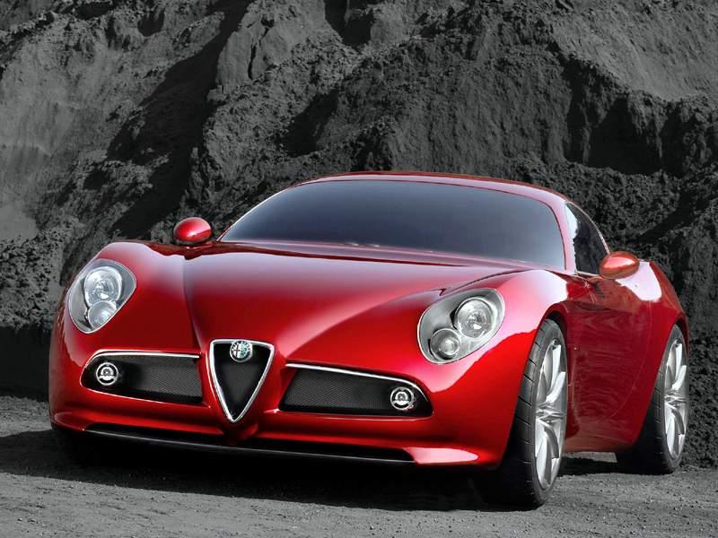 Pod lupou: Alfa Romeo 8C – včera a dnes: - fotka 41