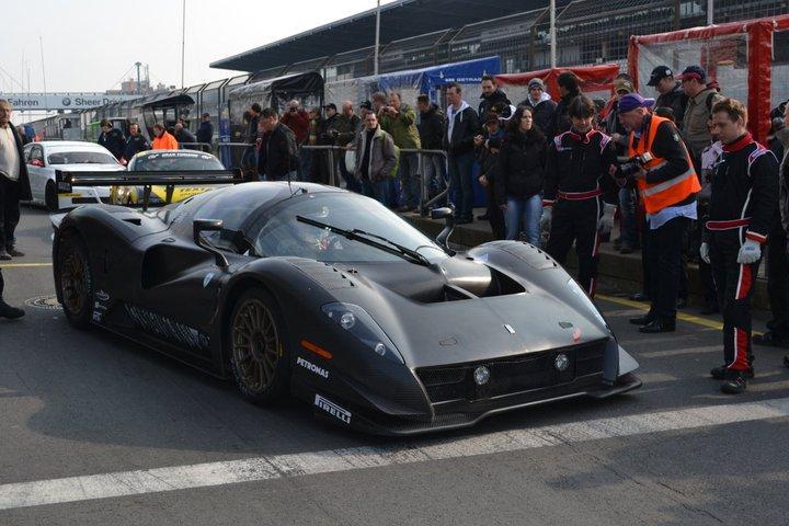 Ferrari P4/5 Competizione: první úspěšné testy na Nürburgringu: - fotka 10