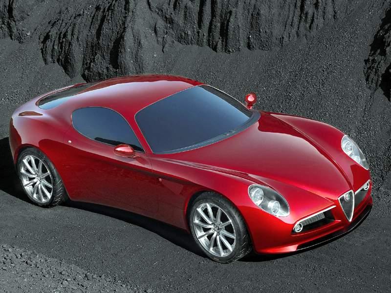 Pod lupou: Alfa Romeo 8C – včera a dnes: - fotka 42