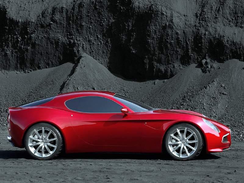 Pod lupou: Alfa Romeo 8C – včera a dnes: - fotka 43
