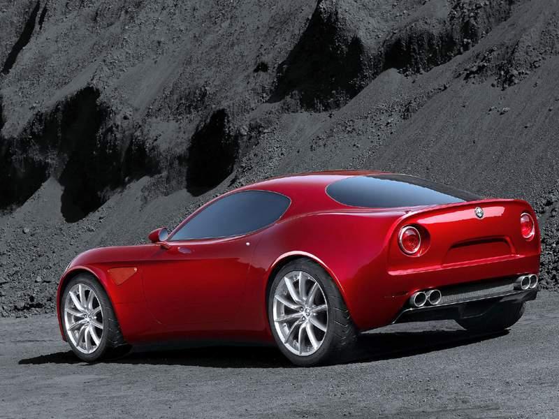 Pod lupou: Alfa Romeo 8C – včera a dnes: - fotka 44