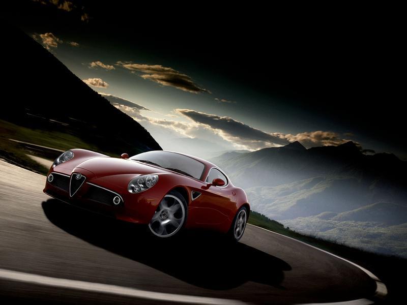 Pod lupou: Alfa Romeo 8C – včera a dnes: - fotka 47