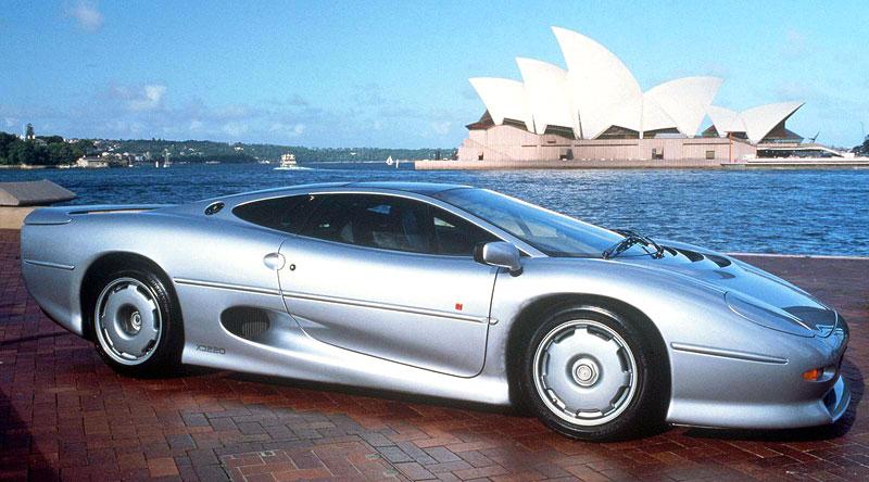 Pod lupou: Jaguar XJ220 – nejrychlejší auto světa...na jeden rok: - fotka 15