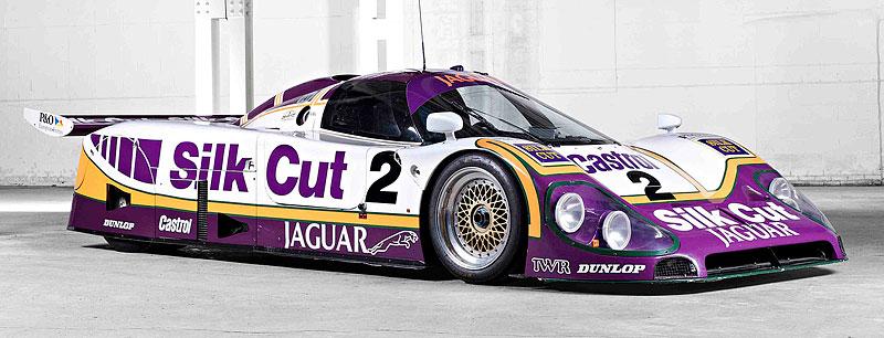 Pod lupou: Jaguar R aneb 25 let rychlých koček: - fotka 19