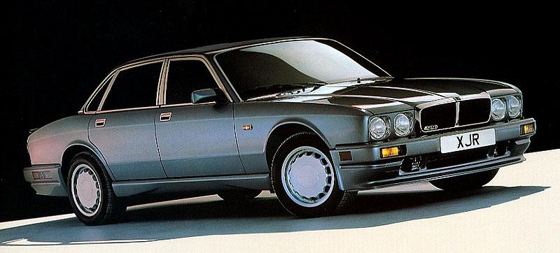 Pod lupou: Jaguar R aneb 25 let rychlých koček: - fotka 16
