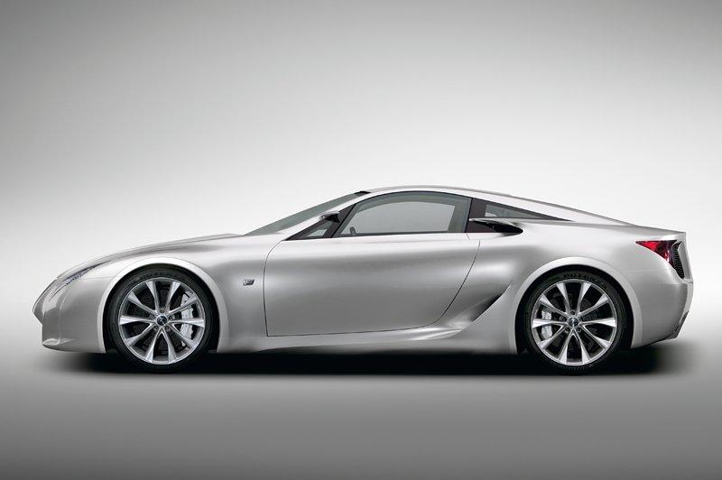 Porazí Lexus LF-A Porsche GT2?: - fotka 13