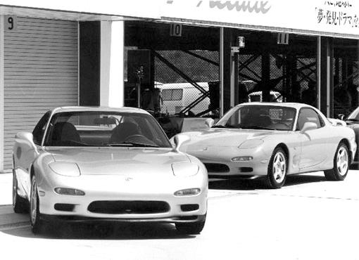 Nová Mazda RX-7: Wankel a elektrické turbo?: - fotka 30