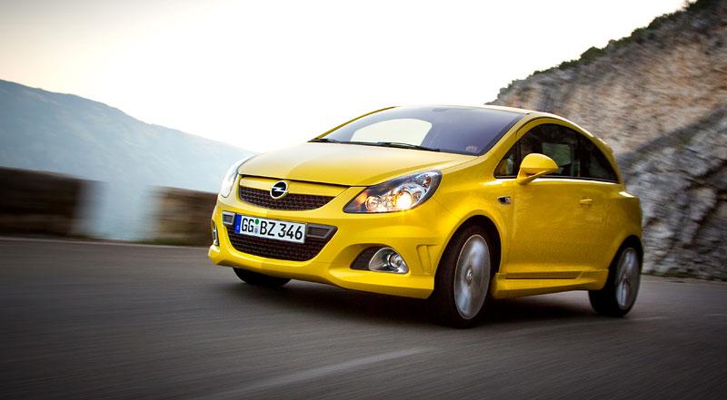 Za volantem: Opel Corsa OPC 2012: - fotka 25