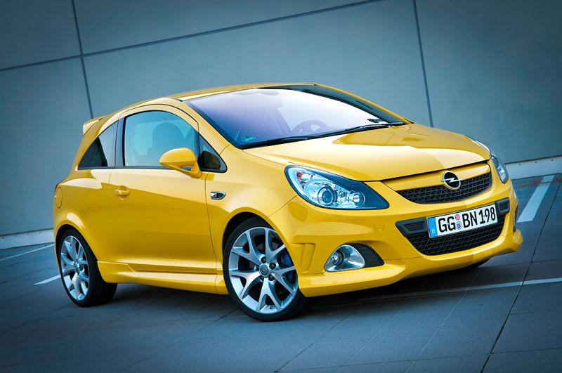 Za volantem: Opel Corsa OPC 2012: - fotka 26