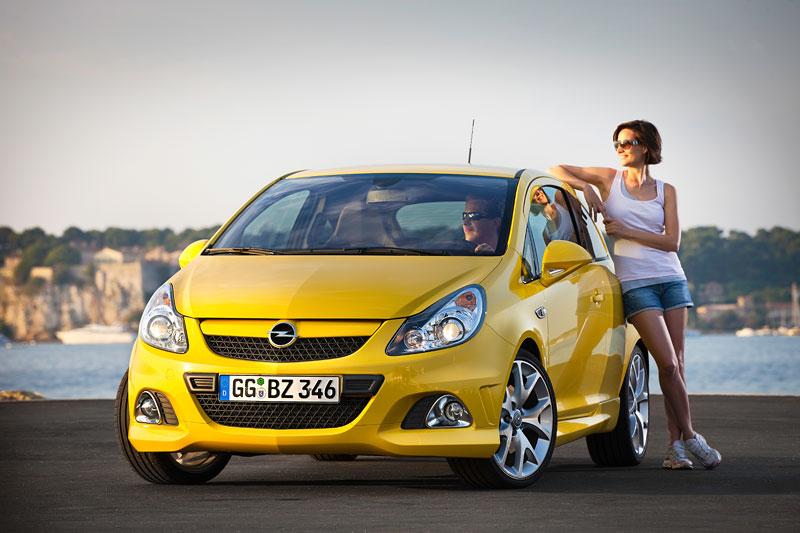 Za volantem: Opel Corsa OPC 2012: - fotka 27