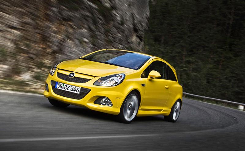 Za volantem: Opel Corsa OPC 2012: - fotka 29