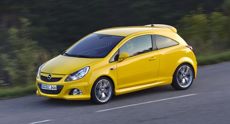 Za volantem: Opel Corsa OPC 2012: - fotka 32