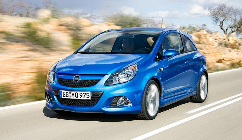 Za volantem: Opel Corsa OPC 2012: - fotka 34