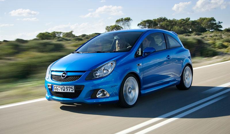 Za volantem: Opel Corsa OPC 2012: - fotka 35