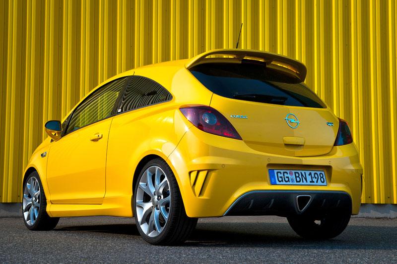 Za volantem: Opel Corsa OPC 2012: - fotka 40