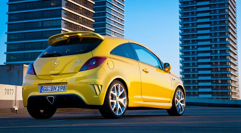 Za volantem: Opel Corsa OPC 2012: - fotka 41
