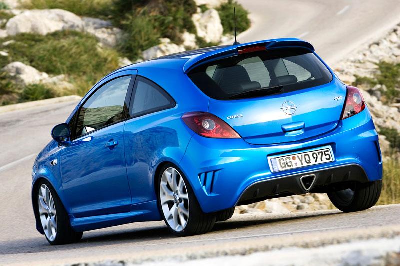 Za volantem: Opel Corsa OPC 2012: - fotka 43