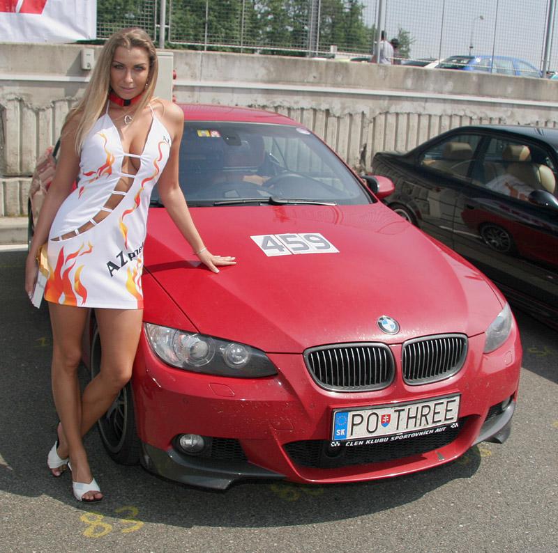 Klub sportovních aut pokřtil asfalt Automotodromu Brno: - fotka 138