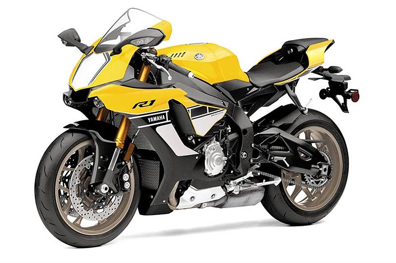 Yamaha slaví 60 let výroční R1 v retro barvách: - fotka 10